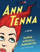 Cover art for Ann Tenna