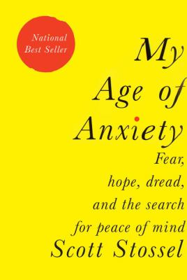 Cover image for My age of anxiety
