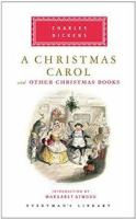 A Christmas Carol by Charles Dickens (book cover)