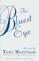 Cover art for The Bluest Eye