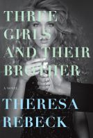 cover of Three Girls and Their Brother