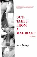 cover of Outtakes From a Marriage