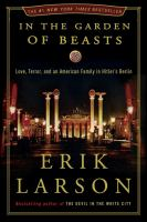 Book cover: In the Garden of the Beasts