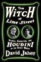 Cover art for The Witch of Lime Street