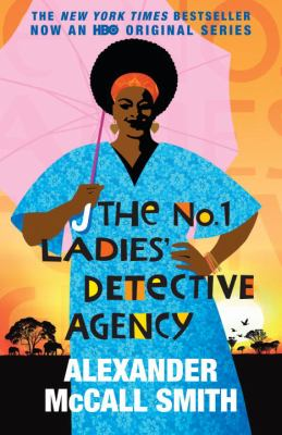 cover of No. 1 Ladies Detective Agency