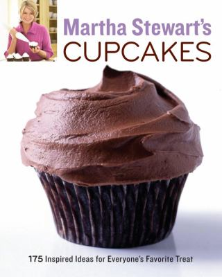 Details about Martha Stewart's cupcakes : 175 inspired ideas for everyone's favorite treat