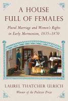 Cover art for A House Full of Females