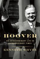Cover art for Hoover