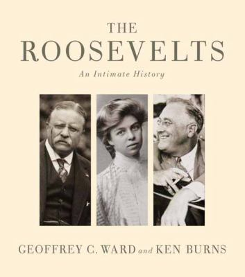 cover of Roosevelts: An Intimate History