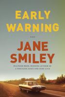 Early Warning by Smiley, Jane © 2015 (Added: 4/28/15)