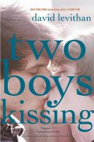 Cover art for Two Boys Kissing