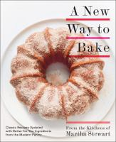Cover art for A New Way to Bake