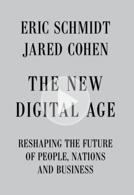 Cover image for The new digital age
