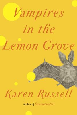 Cover image for Vampires in the lemon grove 