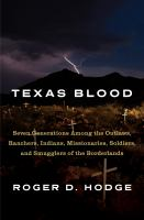 Cover art for Texas Blood