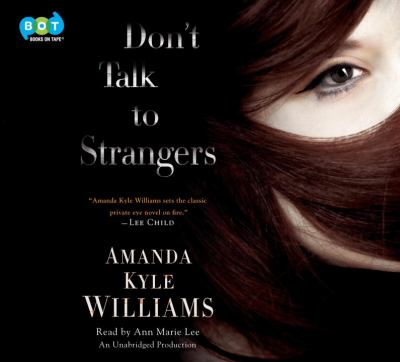 Details about Don't talk to strangers a novel