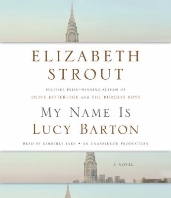 cover of My Name is Lucy Barton
