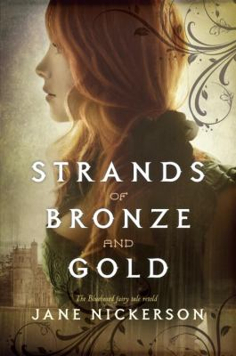 Details about Strands of bronze and gold