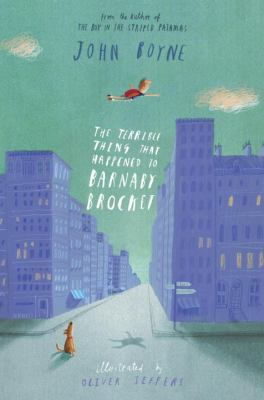 Cover image for The terrible thing that happened to Barnaby Brocket 