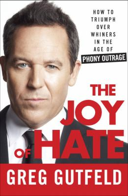 Cover image for The joy of hate