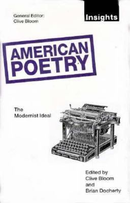 Cover Art for American Poetry