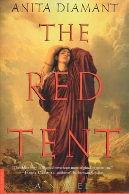 Book cover of The Red Tent