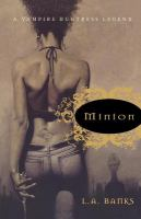 Cover art for Minion