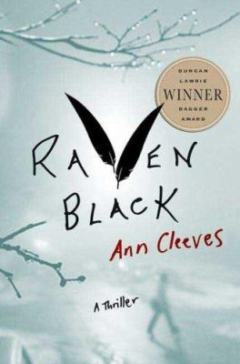 cover of Raven Black