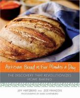 Cover art for Artisan Bread in Five Minutes a Day