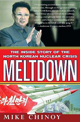 cover photo: Meltdown: The Inside Story of the North Korean Nuclear Crisis