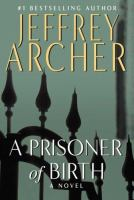 cover of A Prisoner of Birth