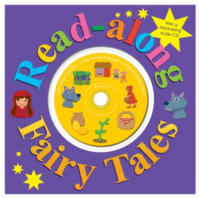 Read-along Fairy Tales cover