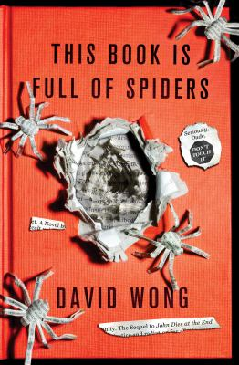 cover of This Book Is Full of Spiders: Seriously, Dude, Don't Touch It