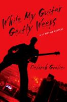Cover of While My Guitar Gently Weeps