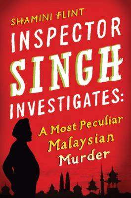 cover of Inspector Singh Investigates