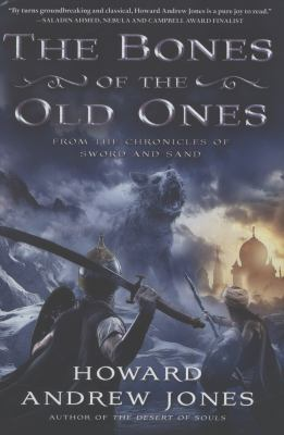 Cover image for The bones of the old ones