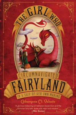 Cover image for The girl who circumnavigated Fairyland in a ship of her own making