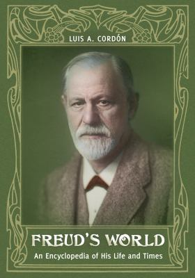 Freud's World Book Cover