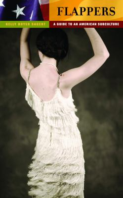 Photo of woman from behind wearing flapper dress