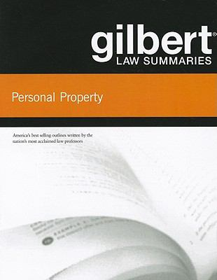 Gilbert Law Summaries on Personal Property