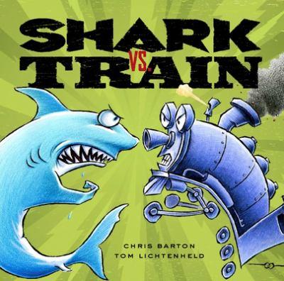Shark vs. Train catalog