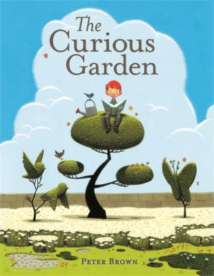 cover of The Curious Garden