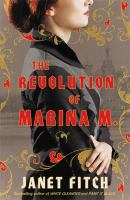 Cover art for The Revolution of Mariana M