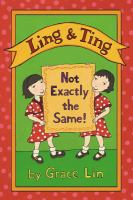 Ling & Ting: Not Exactly the Same
