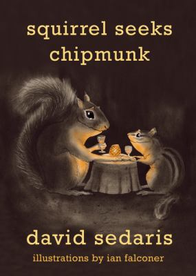Cover image for Squirrel seeks chipmunk