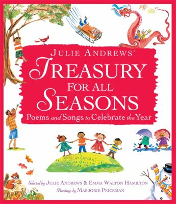 Cover image for Julie Andrews' treasury for all seasons