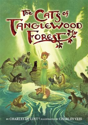 Cover image for The cats of Tanglewood Forest