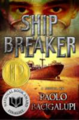 Cover image for Ship breaker
