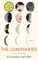 Cover art for The Luminaries