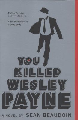 Cover image for You killed Wesley Payne